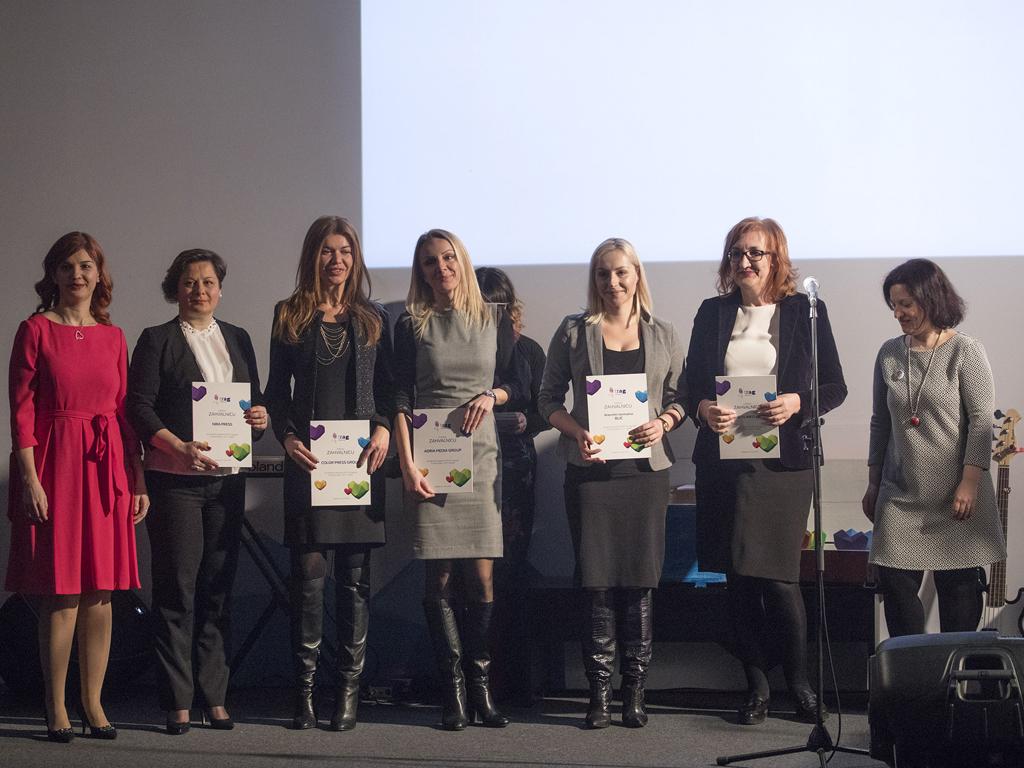 Dodeljene Virtus nagrade za korporativnu filantropiju