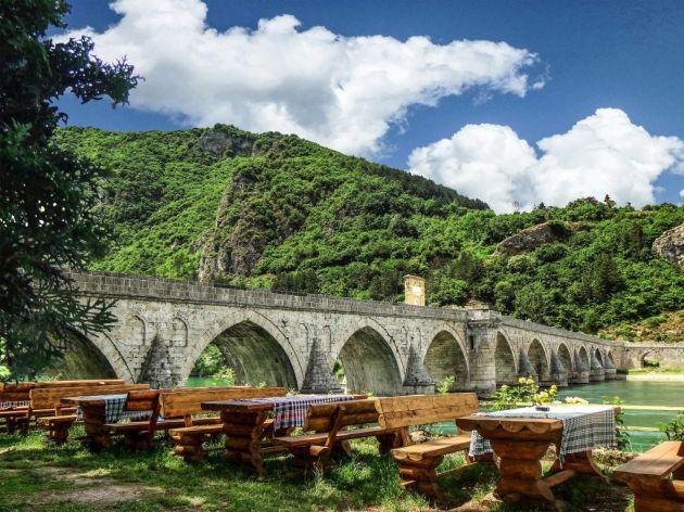 """Odmor u.... """"lijepom starom gradu Višegradu"""""""