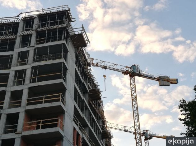 Makisko polje is one of the locations for the construction of affordable apartments in Belgrade