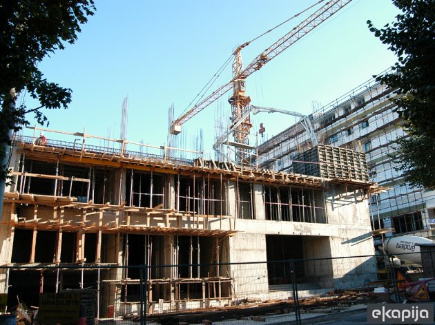 Uprkos visokim cijenama sve veća potražnja za stanovima u centru Zenice