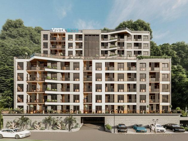 U naselju Dubavica u Budvi gradiće se novi apartmantski blok - Projektom predviđene dvije zgrade sa 65 stanova