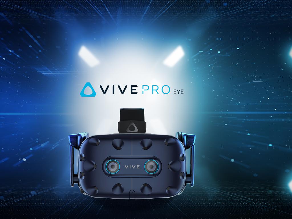 Vive pro eye kreće sa prodajom u Evropi za 1.649 EUR