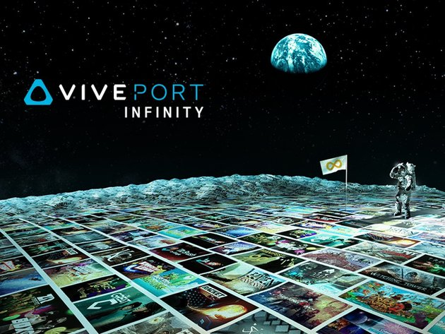 Viveport Infinity od 2. aprila pruža neograničen pristup igrama za 12,99 USD mesečno