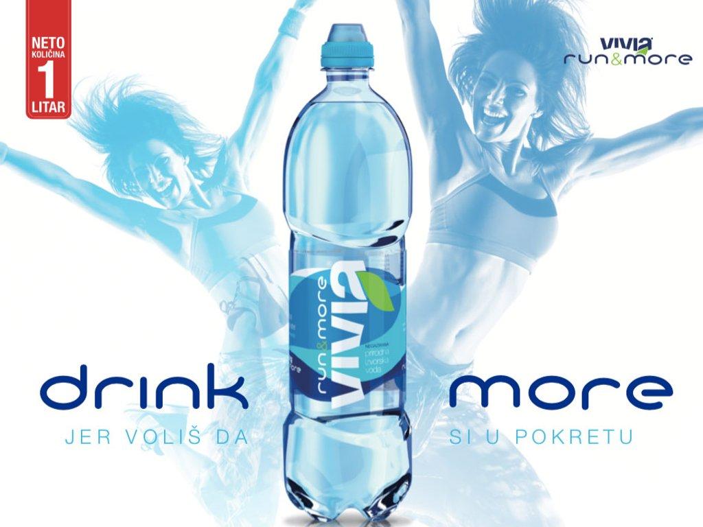 Vitinka otvorila novi pogon za proizvodnju vode Vivia, uloženo 8 mil KM