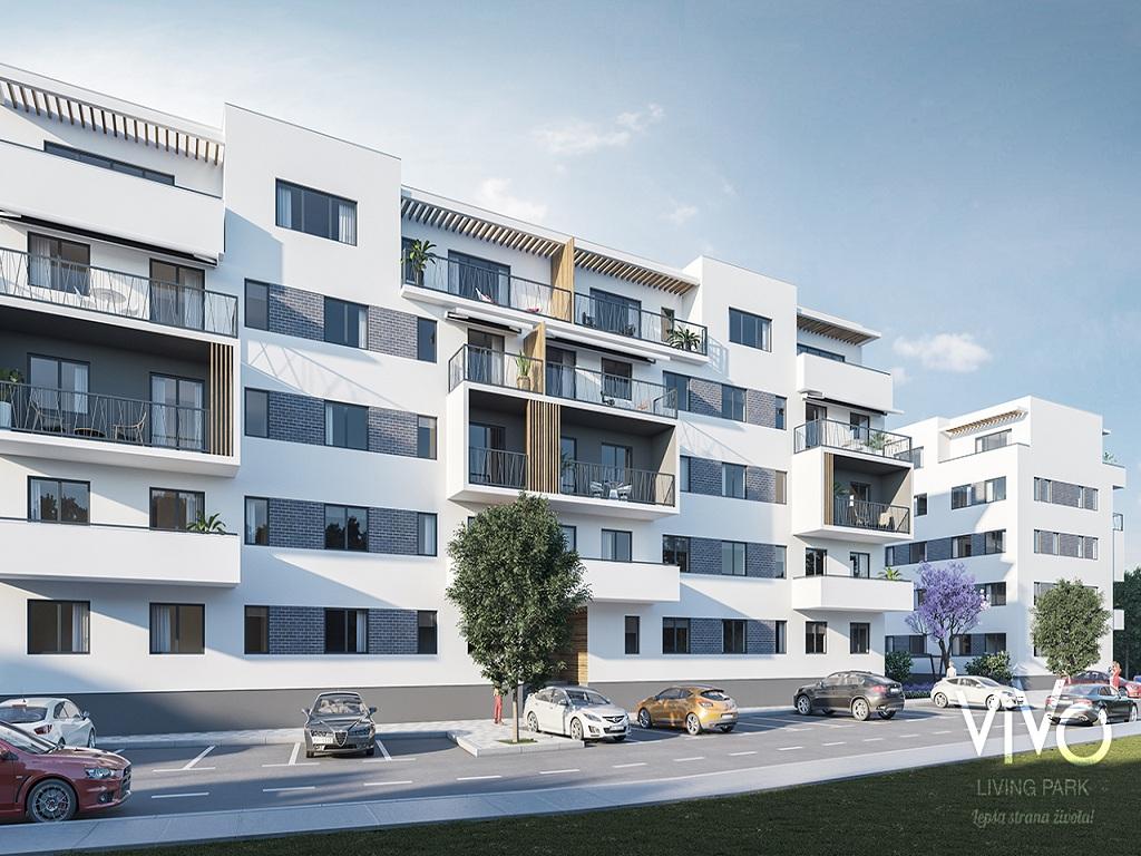 VIVO Living PARK Jagodina - Savremeni standardi stanovanja u srcu Pomoravlja (FOTO)