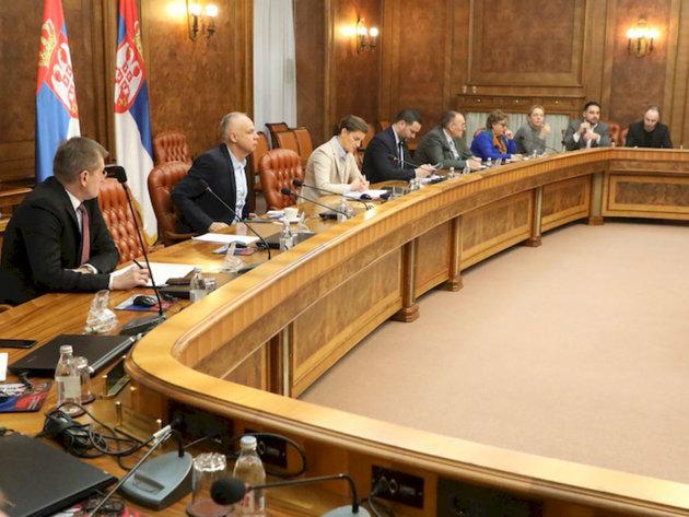 Sa sastanka Radne grupe za zaštitu vazduha u Srbiji