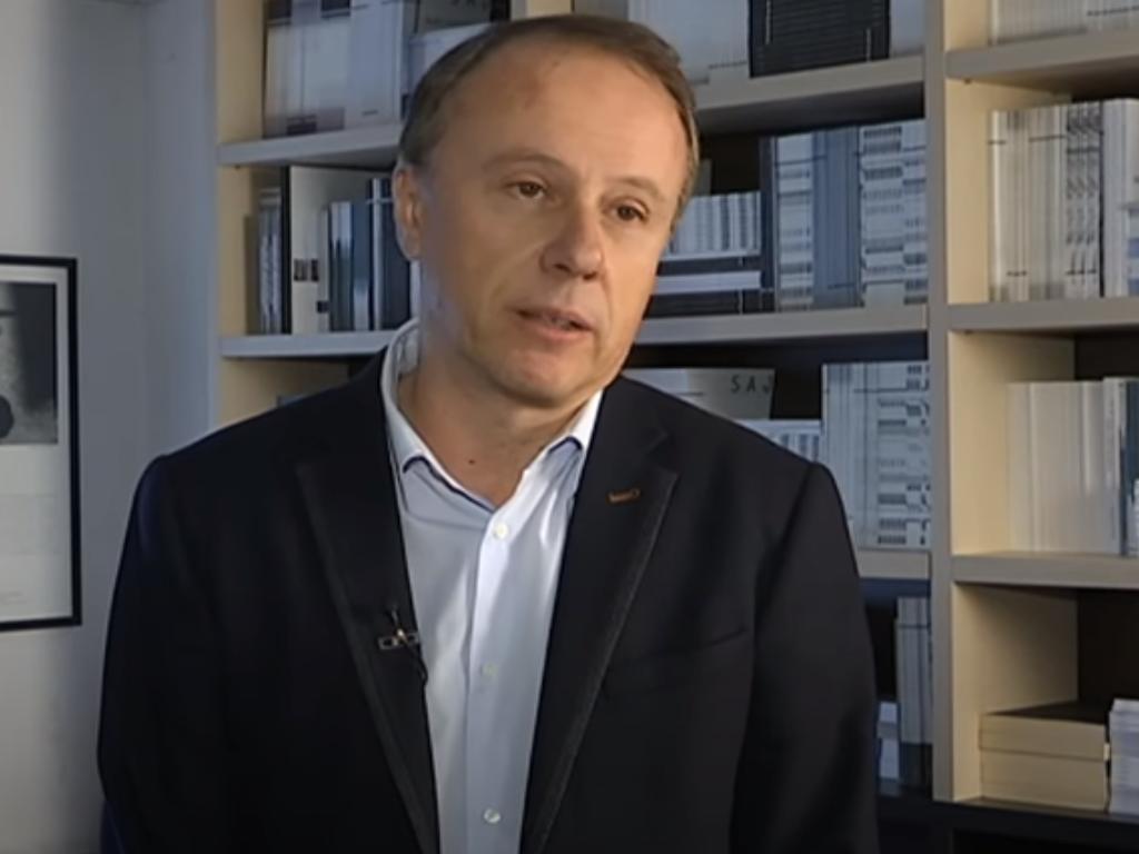 Dosadašnji dekan Arhitektonskog fakulteta Vladan Đokić, novi rektor Univerziteta u Beogradu
