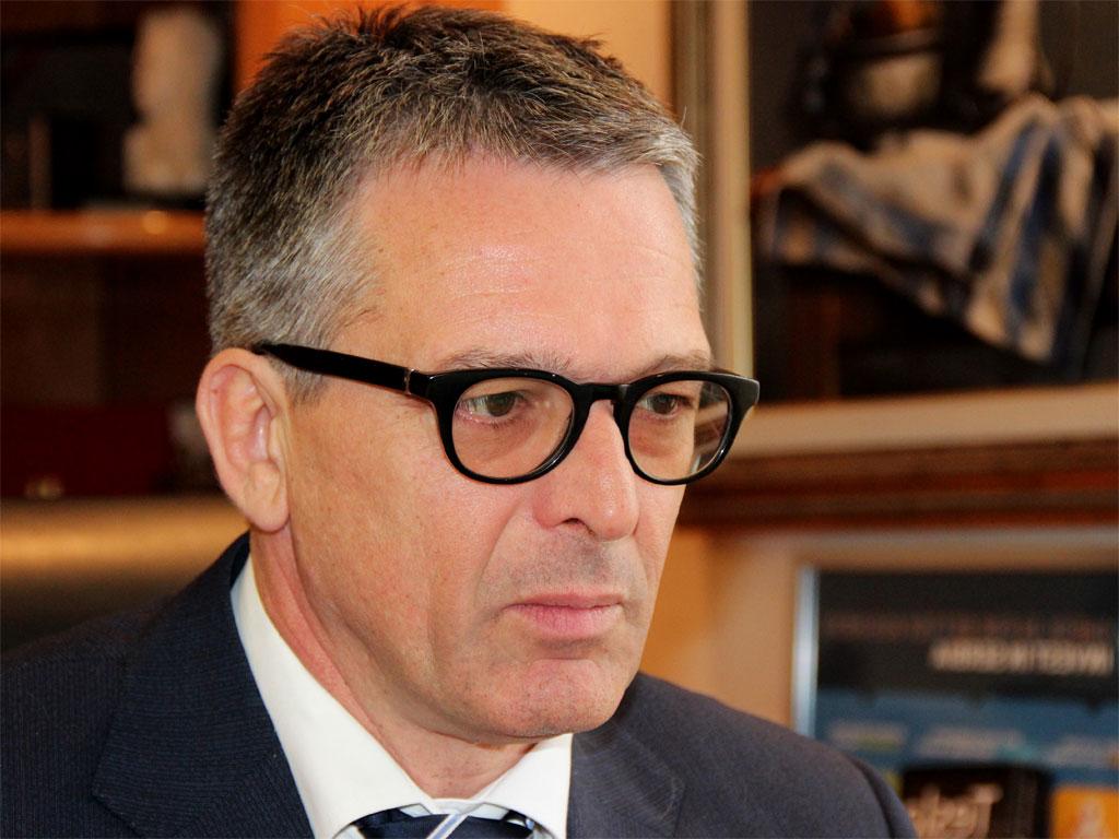 Vladimir Milovanović, generalni direktor Energoprojekt Holding a.d. -  Posao ne nosim kući
