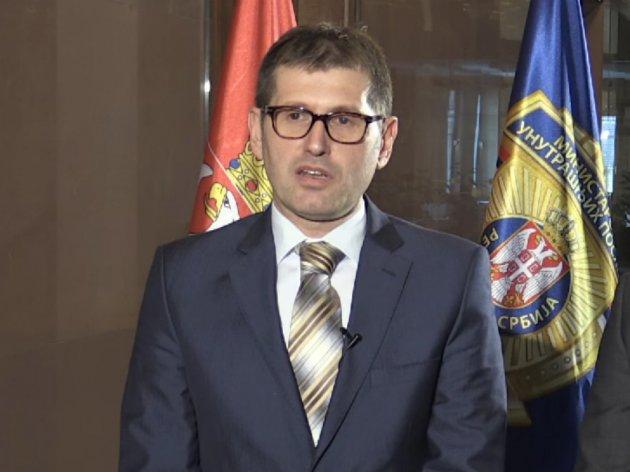 Vladimir Rebić, direktor policije - Biografija