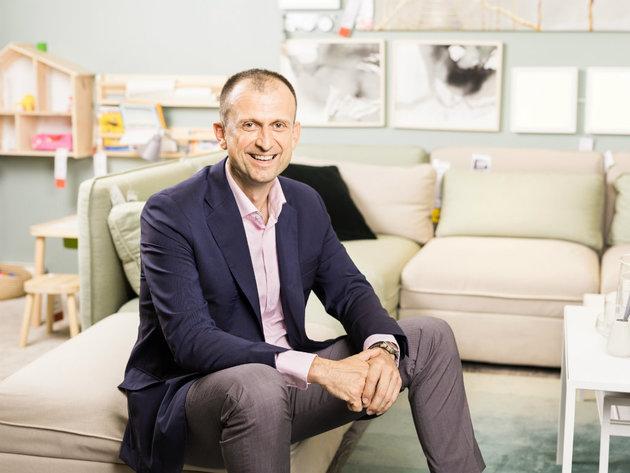 VLADISLAV LALIĆ, potpredsednik UO FIC i regionalni direktor IKEA - Život i posao su maraton, a ne sprint