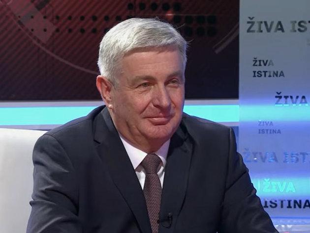 Vlastimir Golubović, predsjednik PKCG - Održati postojeći nivo investicija i podržati djelatnosti koje daju najbrže rezultate u povećanju domaće proizvodnje