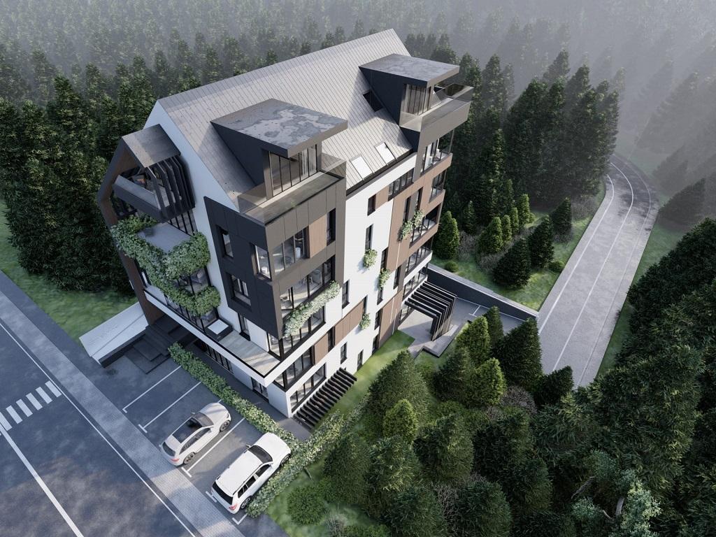 VMC gradi novi luksuzni apartmanski kompleks na Zlatiboru (FOTO)