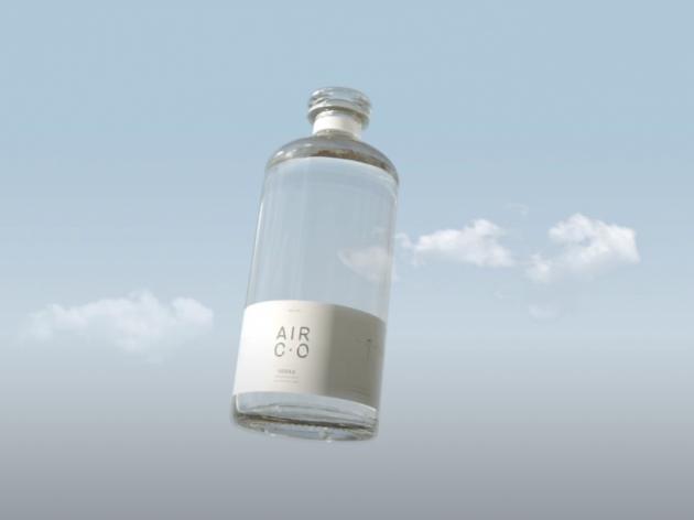 Njujorški startap Air Co. pravi votku od ugljen-dioksida