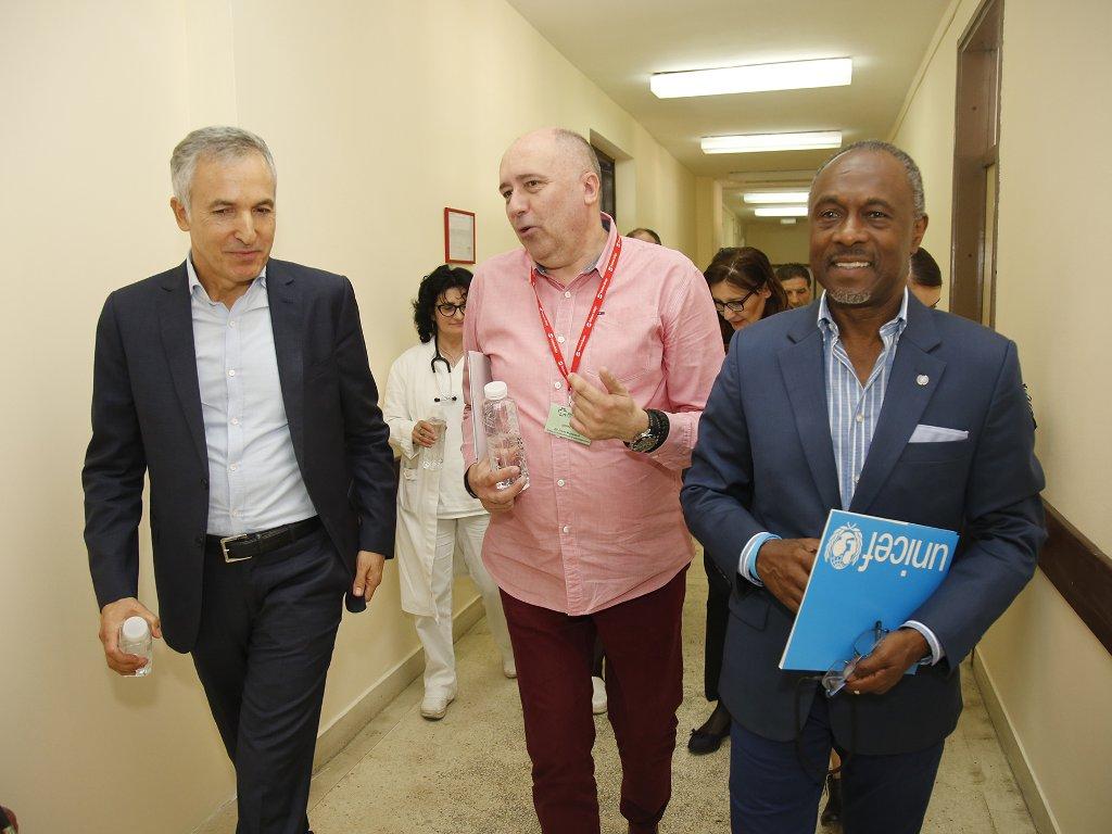 UNICEF pomaže jačanje sistema pedijatrijskih usluga - Obnovljeno razvojno savetovalište u Lazarevcu