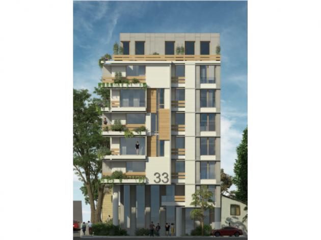 Z Investing Tim na Zvezdari gradi stambeno-poslovnu zgradu (FOTO)