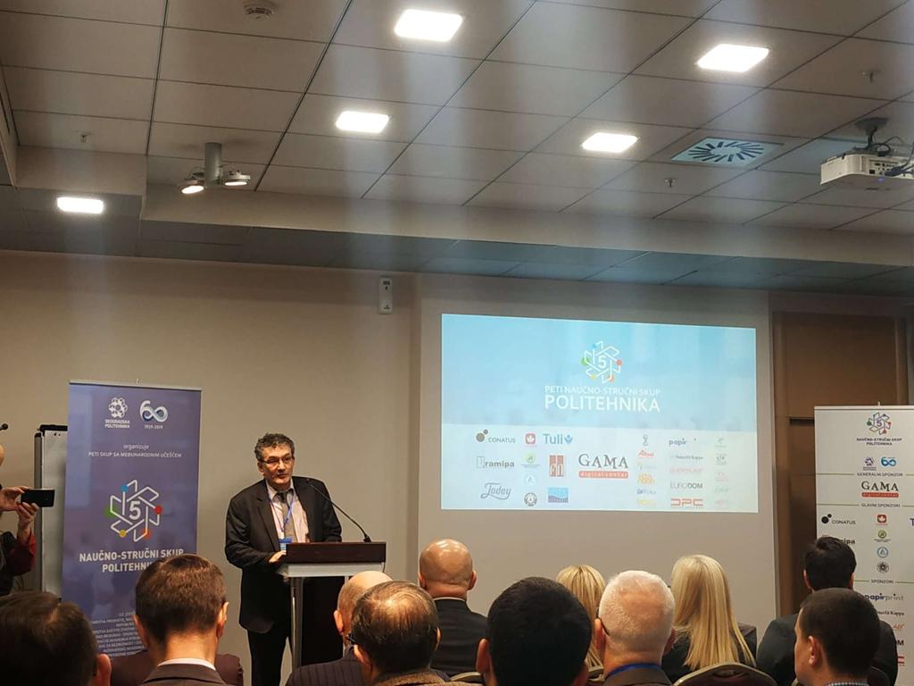 Peti naučno-stručni skup Politehnika sa međunarodnim učešćem u Beogradu