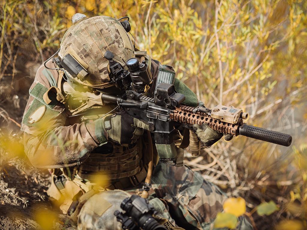 Novu modularnu pušku u naoružanju Vojske Srbije proizvodi Zastava oružje - Meci iz užičkog Prvog partizana