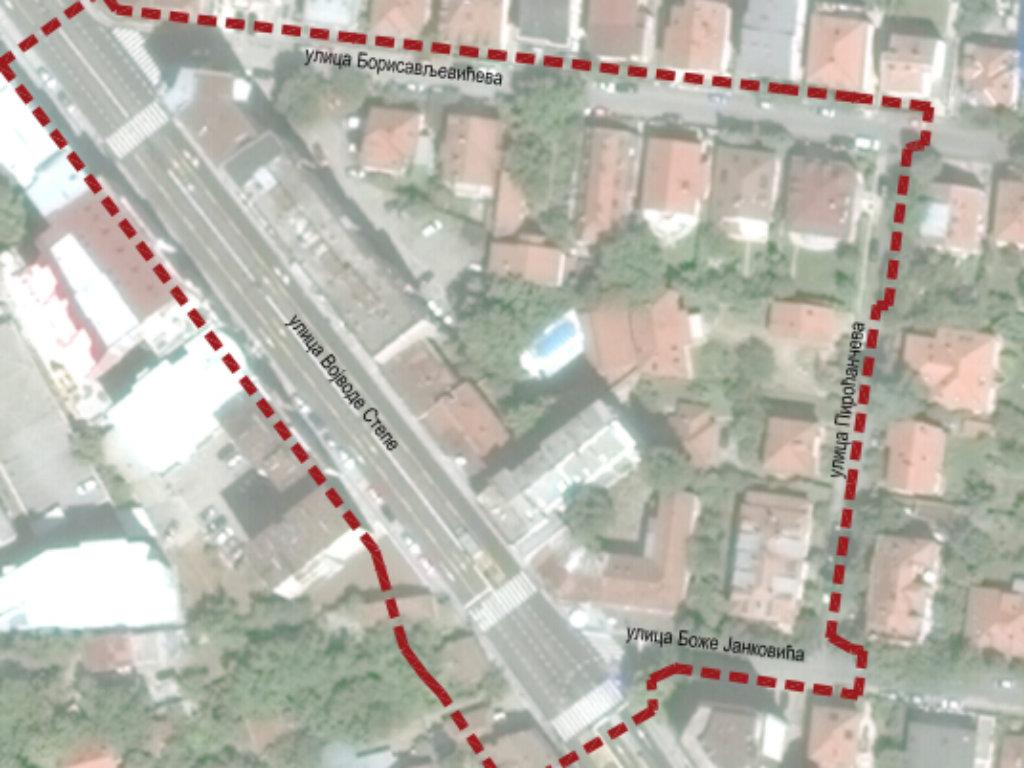 Na Voždovcu u planu novi stambeno-poslovni kompleks uz Ulicu Vojvode Stepe, blizu Autokomande