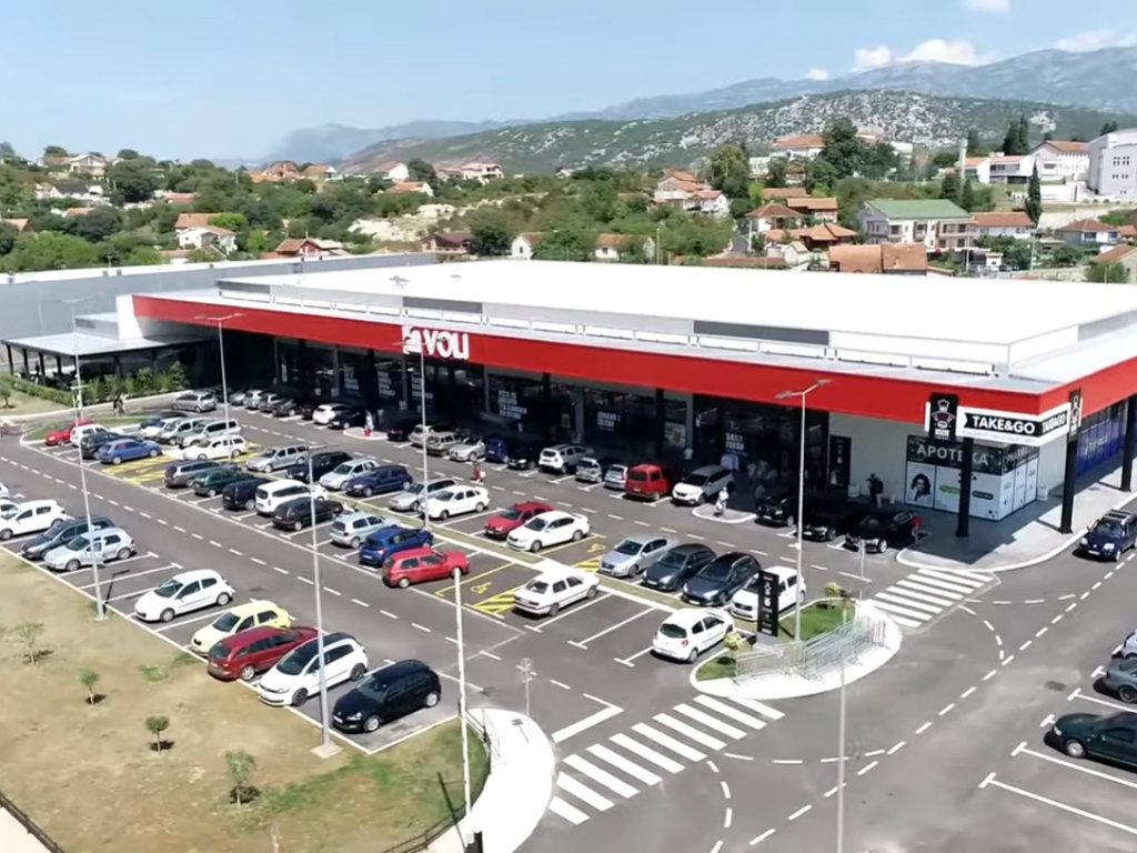 Otvoren TC Voli u Danilovgradu - Novi hipermarket na 3.600 m2, investicija vrijedna 5,5 mil EUR