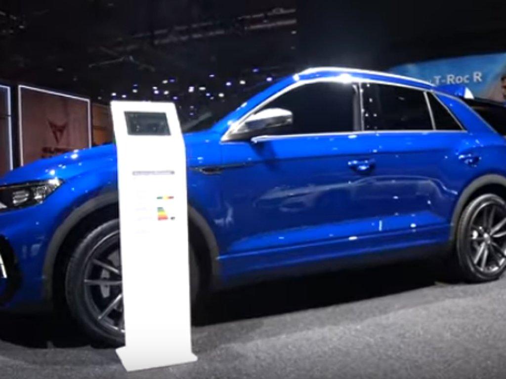 Premijerno u Ženevi - Volkswagen predstavio crossover model T-Roc R