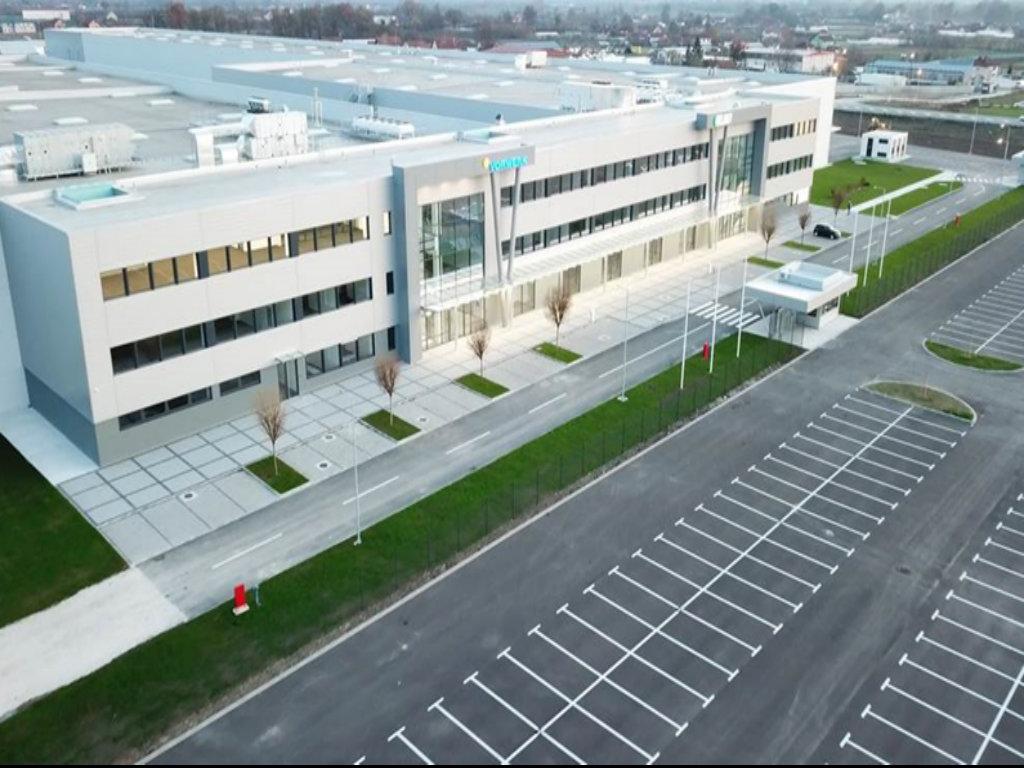 Otvaranje fabrike Vorwerk u Preljini 25. marta - 1.000 novih radnih mesta