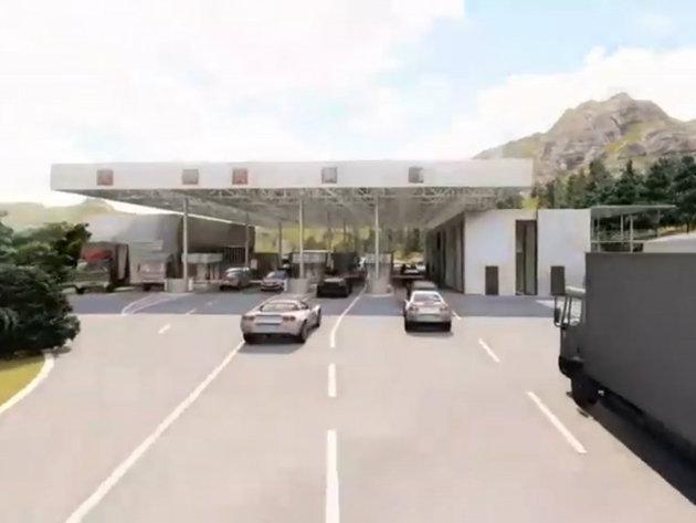 Od 27. februara privremeno zatvaranje punkta Vraćenovići - Počinje izgradnja zajedničkog graničnog prelaza Crne Gore i BiH (VIDEO)