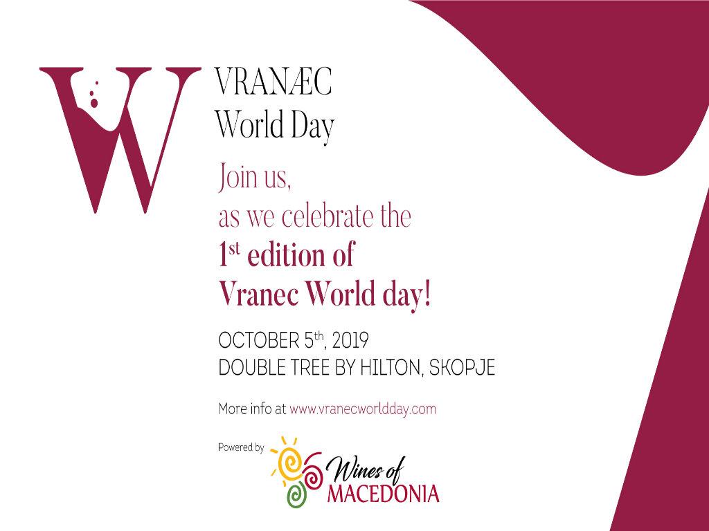 Prvi Svetski dan vranca u Skoplju 5. oktobra