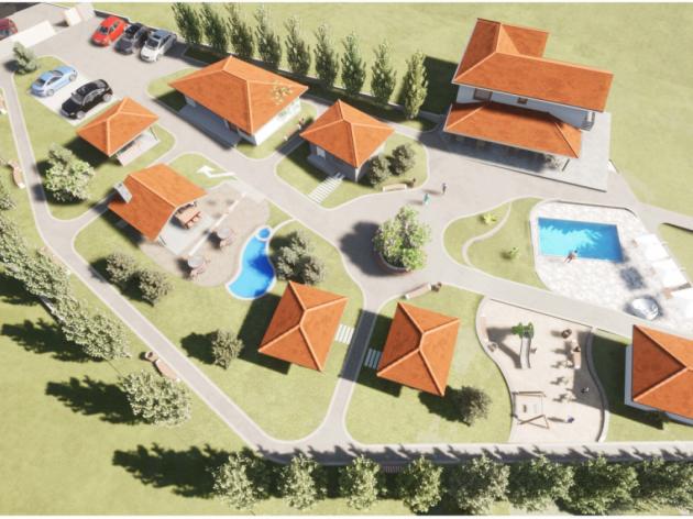 Vranjska Banja dobija novi turistički kompleks - U planu gradnja bungalova, bazena, letnjikovaca... (FOTO)