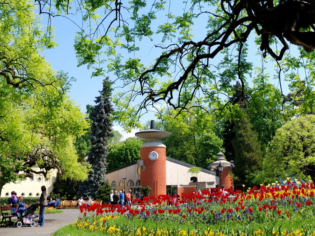 Nemci zainteresovani za hotele u Vrnjačkoj Banji