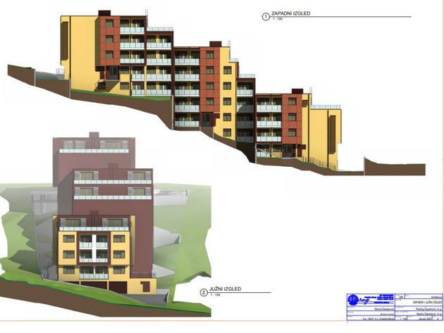 Vrnjačka Banja dobija nove apartmane i stambeno-poslovnu zgradu (FOTO)
