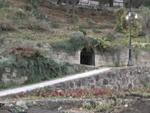 Tunel ispod Crkvenog brda