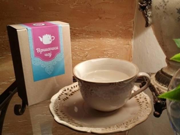 Vršački čaj - Životna priča sa polja vršačkog tipa panonskog timijana