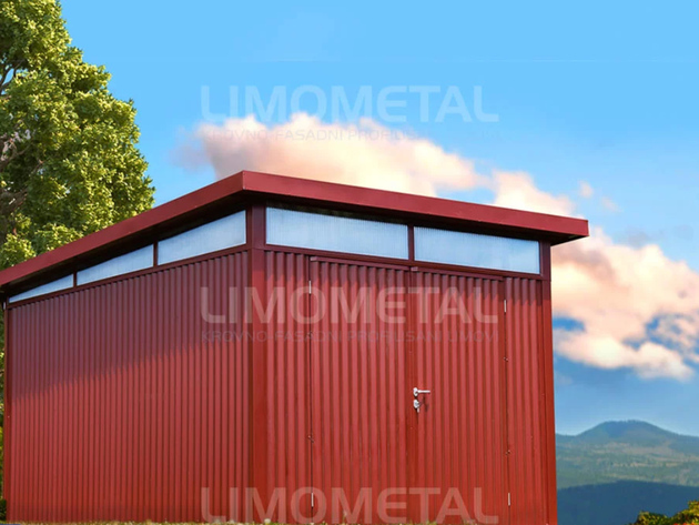Montaža i demontaža objekata u svakom trenutku - Auto i vrt garaže Limometala iz Cazina imaju kupce na regionalnom i stranom tržištu