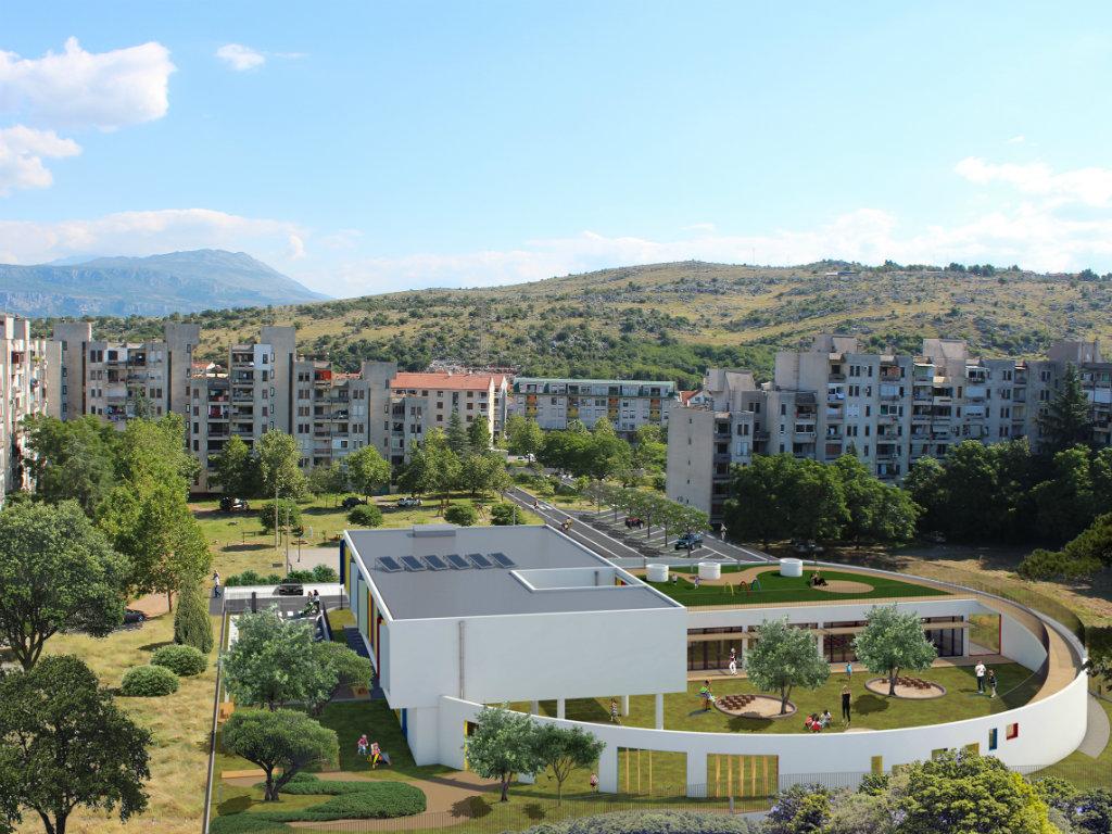 Za izgradnju vrtića u Bloku 6 blizu 2 mil EUR - U toku priprema tehničke dokumentacije za obdaništa u Ulcinju, Pljevljima i Baru