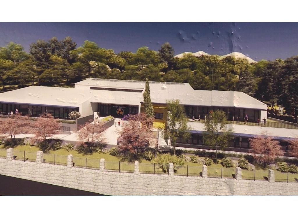 Novi vrtić u Herceg Novom biće završen do septembra - U objektu na Savini biće mjesta za 150 mališana, vrijednost investicije oko 2,4 mil EUR