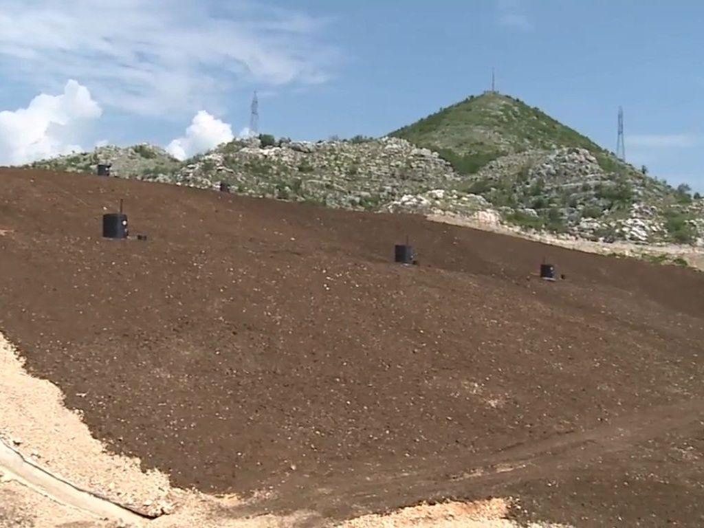 Sanacija divlje deponije Vrtijeljka - Od ekološke crne tačke do zelene oaze na Cetinju