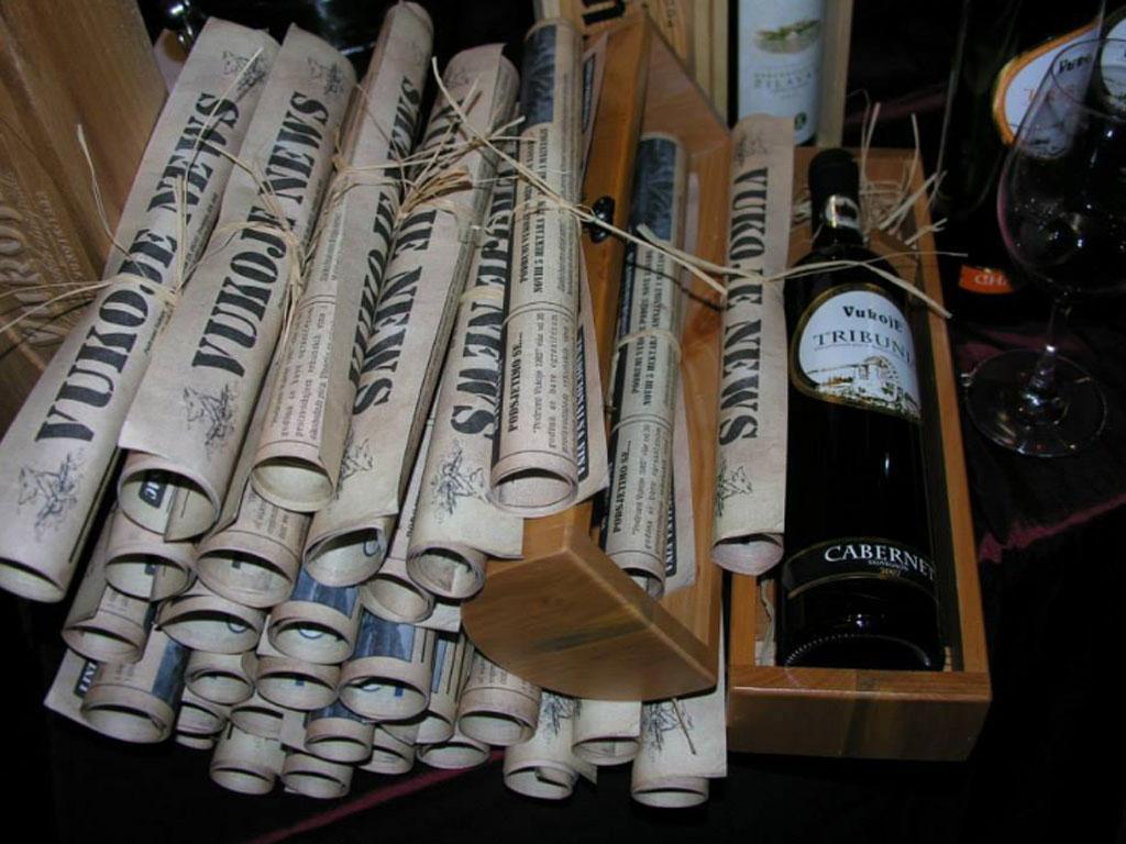 Ovo su premijum vina podruma Vukoje koja stižu narednih godina