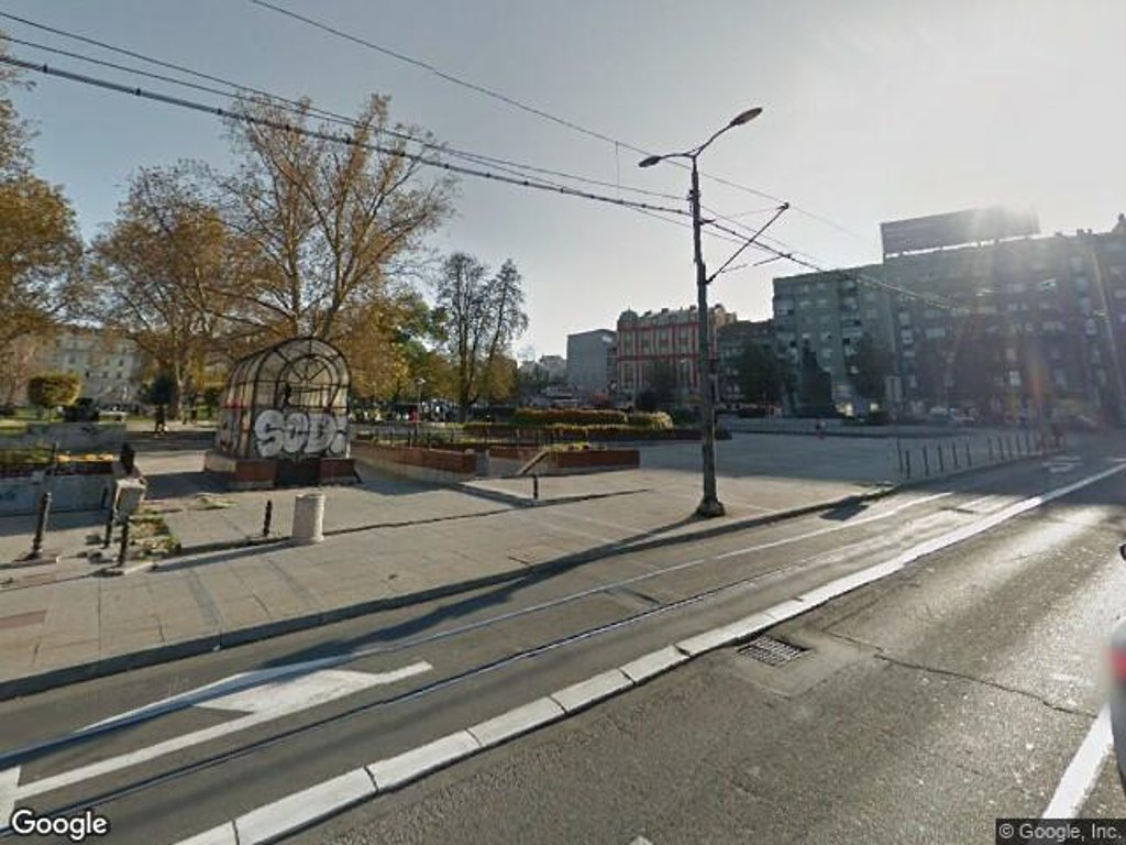 Vračarski tunel - Poigravanje bezbednošću u centru Beograda