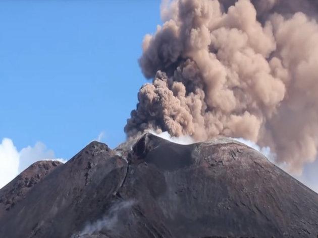 Sicilijanski gradovi pred bankrotom zbog Etne