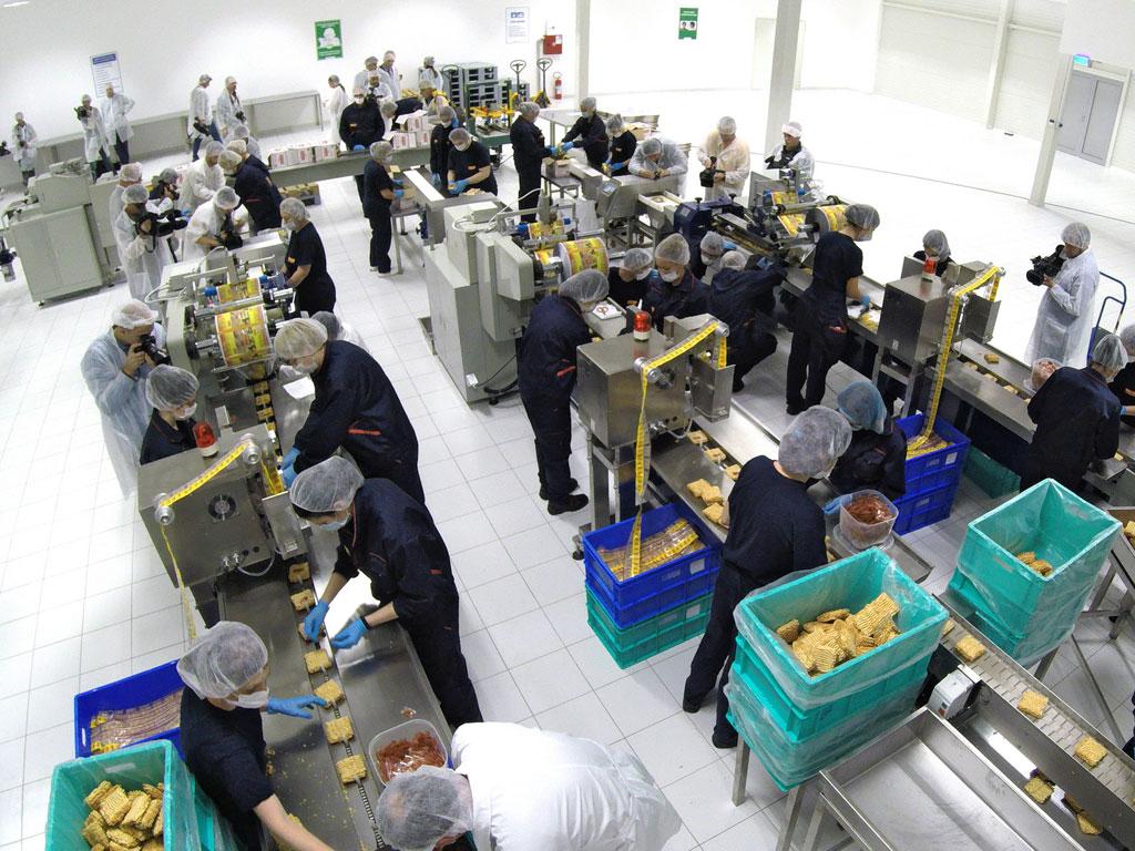Nudle Made in Serbia izvoze se u više od 20 zemalja sveta - Godinu dana fabrike CG Corp Global iz Nepala u Rumi