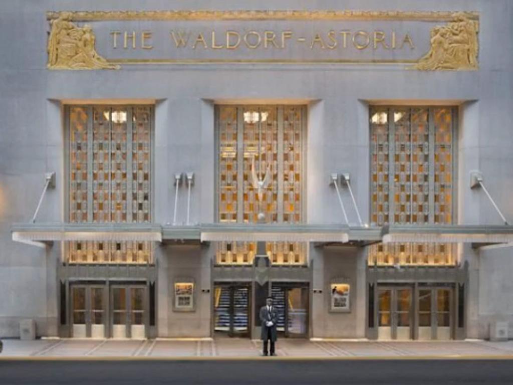 Čuveni hotel Waldorf Astoria iz Njujorka na aukciji nudi 80.000 predmeta