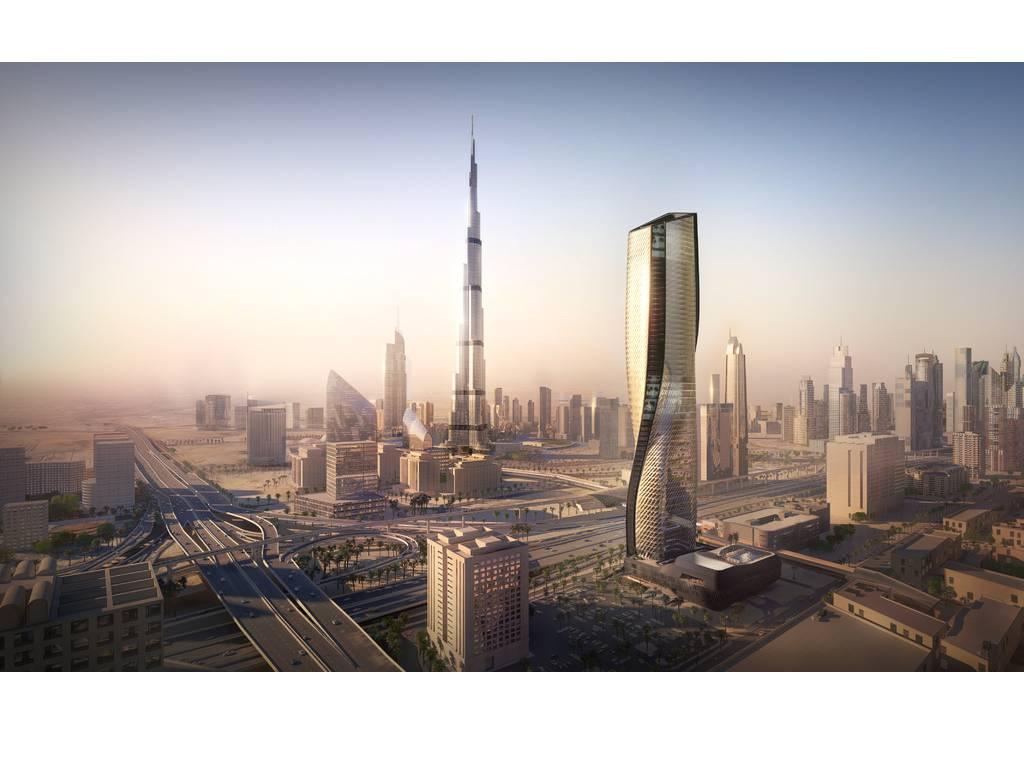 Dubaji dobija još jedan neobičan toranj - Wasl Tower donosi novi puls grada