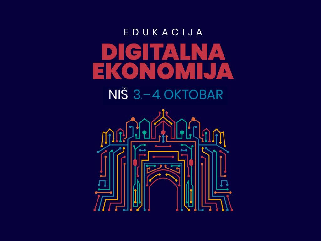 Webiz edukacija 3. i 4. oktobra u Nišu - Digitalna ekonomija od A do Š