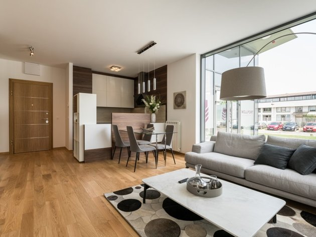 New Belgrade to get its first condominium – Sales office and showcase apartment of Wellport residential complex open
