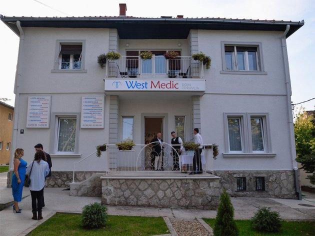 "Gesundheitszentrum ""West Medic"" erčffnet in Belgrad"