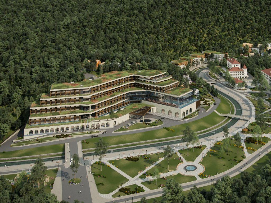 """Otkrivamo kako će izgledati luksuzni turistički kompleks u Vranjskoj Banji - Sobe sa sopstvenim bazenom i """"lady SPA"""" u hotelu Westin (FOTO)"""