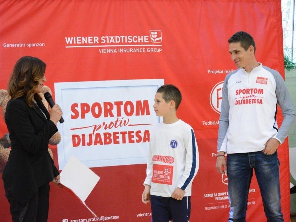 Počela nova sezona projekta Sportom protiv dijabetesa