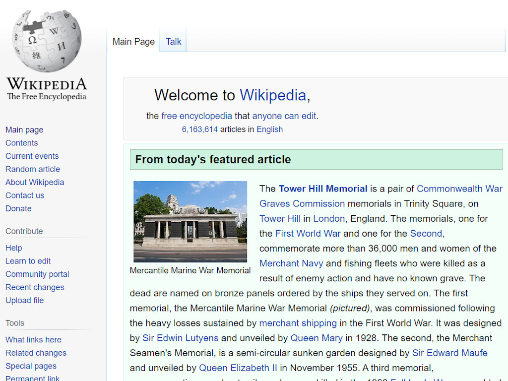 Wikipedia to be Redesigned After Ten Years