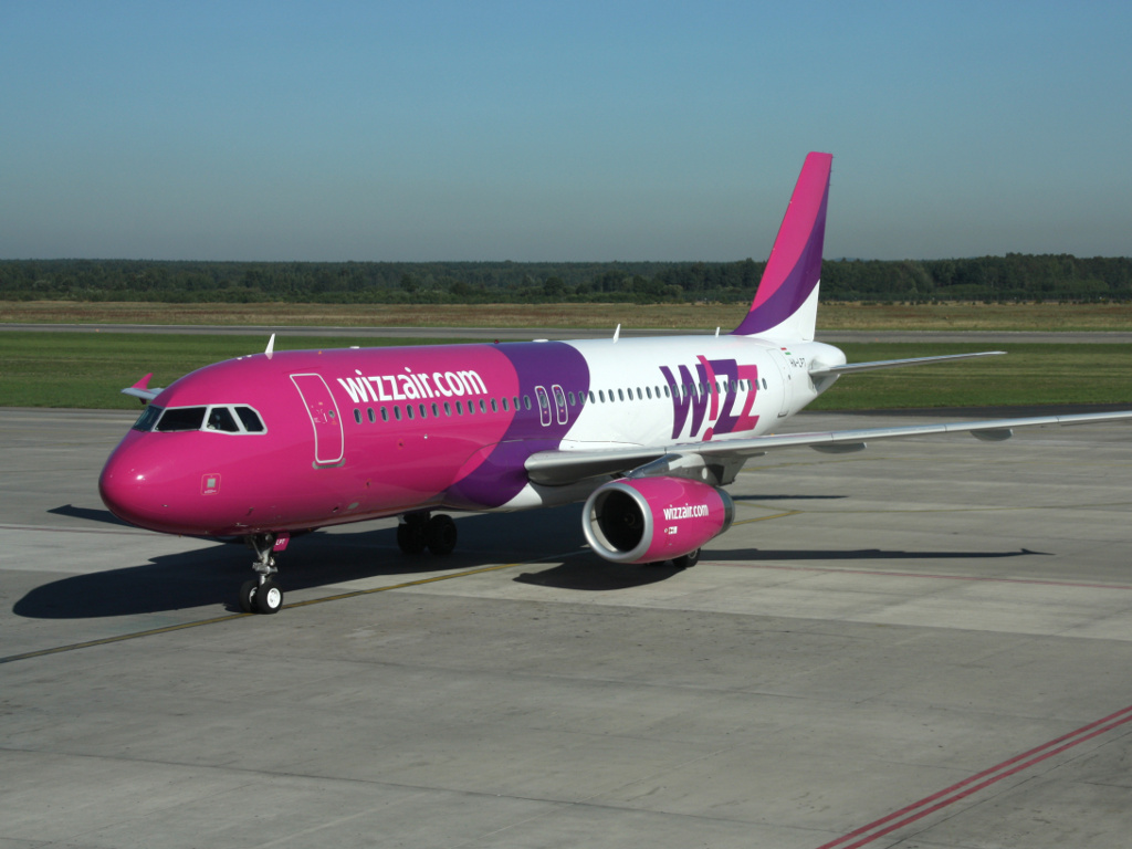 Wizz Air ponovo leti od Niša do Malmea