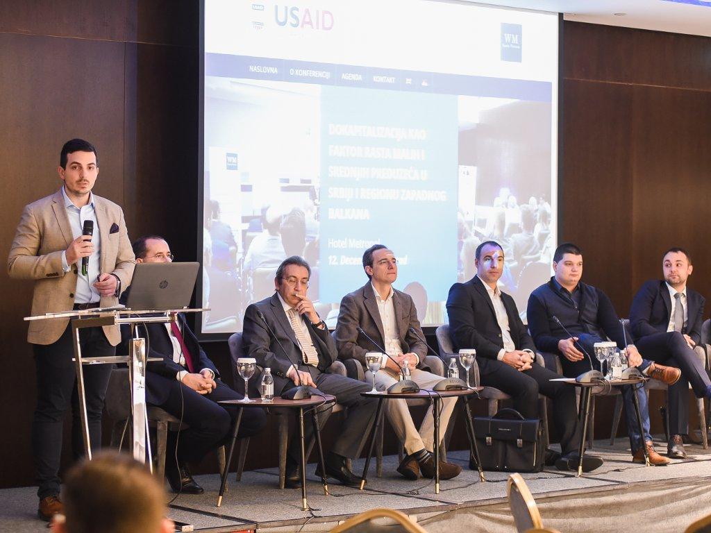 Dokapitalizacija kao faktor rasta malih i srednjih preduzeća u Srbiji i regionu Zapadnog Balkana